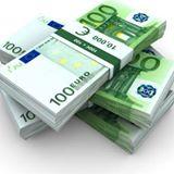 kaskrediet geld euro's
